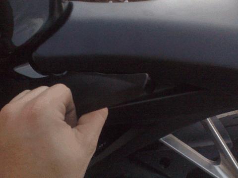 How Do You Remove The Damn Seat Honda Cbr1000 Forum
